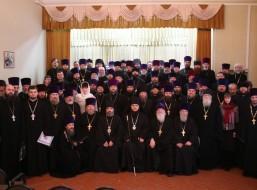 В Борисоглебской епархии состоялось ежегодное итоговое Епархиальное собрание