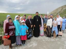 состоялась паломническая поездка в Костомаровский Спасский женский монастырь
