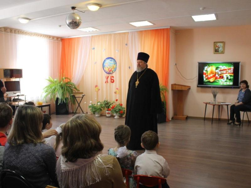 Праздник, посвященный Пасхе, прошел в «Журавлике»